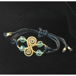Whimsical Wire Bracelet Kit-Figure 8