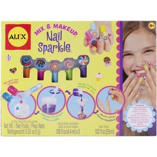 Mix & Make Up Nail Sparkle Kit