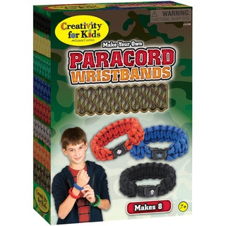 Make Your Own Paracord Wristbands Kit