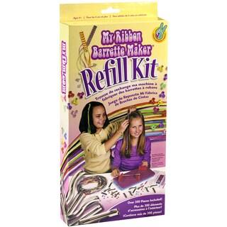 My Ribbon Barrette Maker Refill Kit