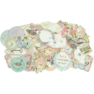 True Romance Collectables Cardstock Die-Cuts-