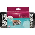 Cropper Hopper Tag Organizer 7X3.25in-Black & White