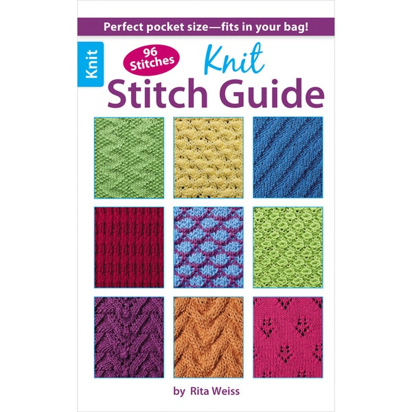 Leisure Arts-Knit Stitch Guide