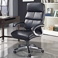 Stellar High Back Ergonomic Executive Office Chair in Vinyl