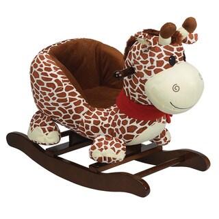 Charm Company 'Gerry' Giraffe Rocker
