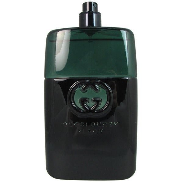 Gucci Guilty Black Men's 3.4-ounce Eau de Toilette Spray (Tester)