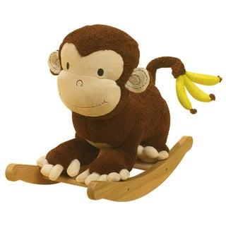 Charm Company 'Bananas' Monkey Rocker