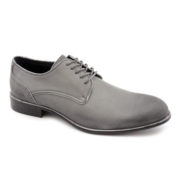 Kenneth Cole Reaction Men's 'Lite Trim' Man-Made Dress Shoes