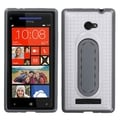 BasAcc White Snap Tail Stand Case for HTC Windows Phone 8X