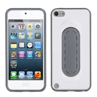 INSTEN White Snap Tail Stand iPod Case Cover for Apple iPod touch 5