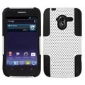 BasAcc White/ Black Astronoot Case for ZTE N9120 Avid 4G