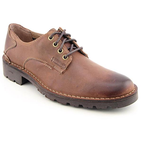 Clarks Men's 'Lugano' Leather Casual Shoes (Size 11 )