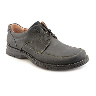 Clarks Men's 'Suits' Leather Casual Shoes