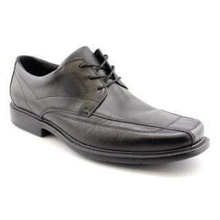 Clarks Men's 'New Mann' Leather Dress Shoes (Size 9.5 )