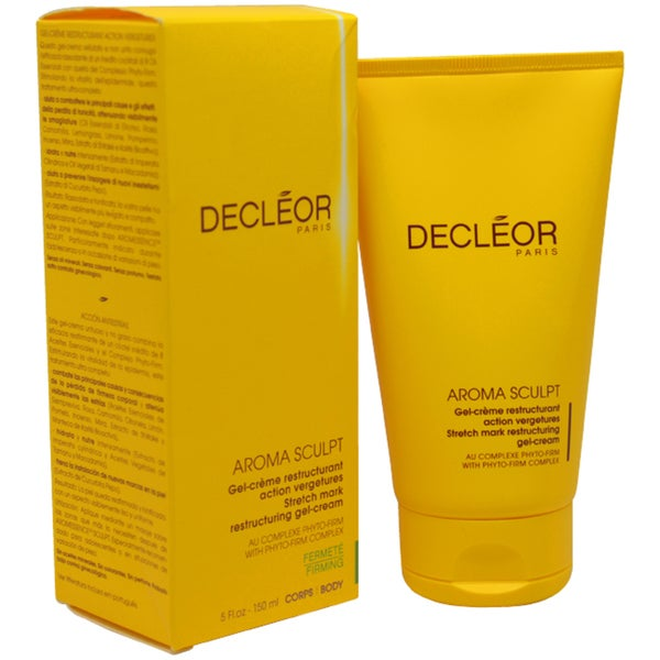 Decleor Aroma Sculpt Stretch Mark Restructuring 5-ounce Gel Cream