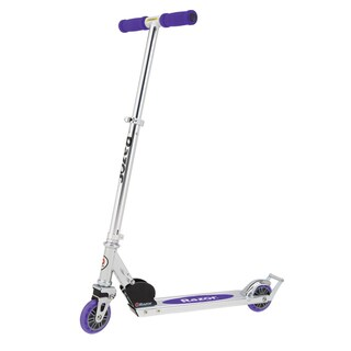 Razor A2 Purple Scooter