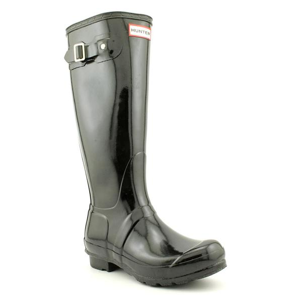 Hunter Men's 'Original Gloss' Rubber Boots