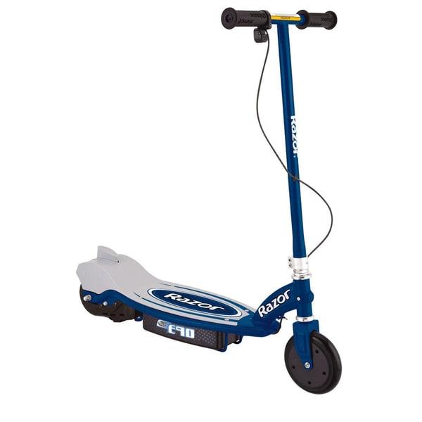 Razor Blue E90 Electric Scooter