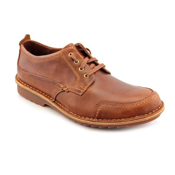 Clarks Men's 'Rams' Leather Casual Shoes (Size 12 )