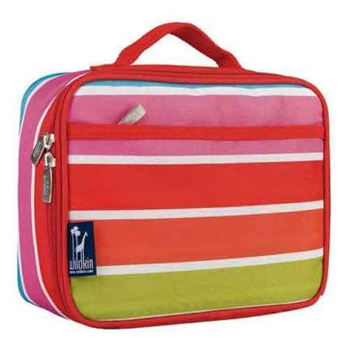 Wildkin Bright Stripes Lunch Box
