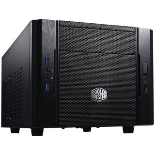 Cooler Master Elite 130 - Mini-ITX Computer Case with Mesh Front Pane