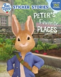 Peter's Favorite Places (Sticker Stories) (Paperback)