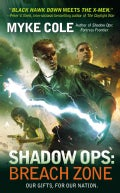 Shadow Ops: Breach Zone (Paperback)