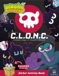 C.L.O.N.C. Sticker Activity Book (Paperback)
