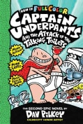 Captain Underpants and the Attack of the Talking Toilets: Color Edition (Hardcover)