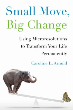 Small Move, Big Change: Using Microresolutions to Transform Your Life Permanently (Hardcover)