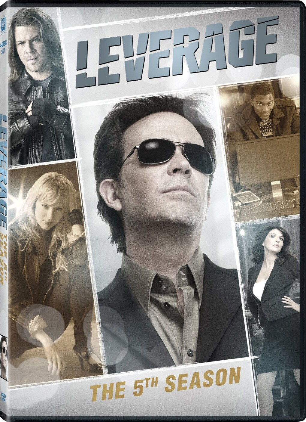 Leverage: The Fifth Season (DVD)