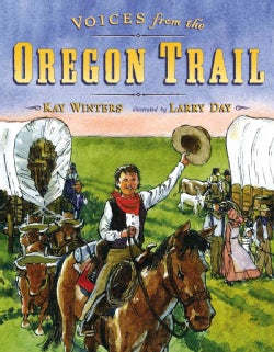 Voices from the Oregon Trail (Hardcover)