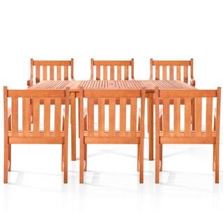 Villa 6-seat Dining Set