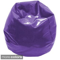 Extra Large Sparkle Vinyl Bean Bag