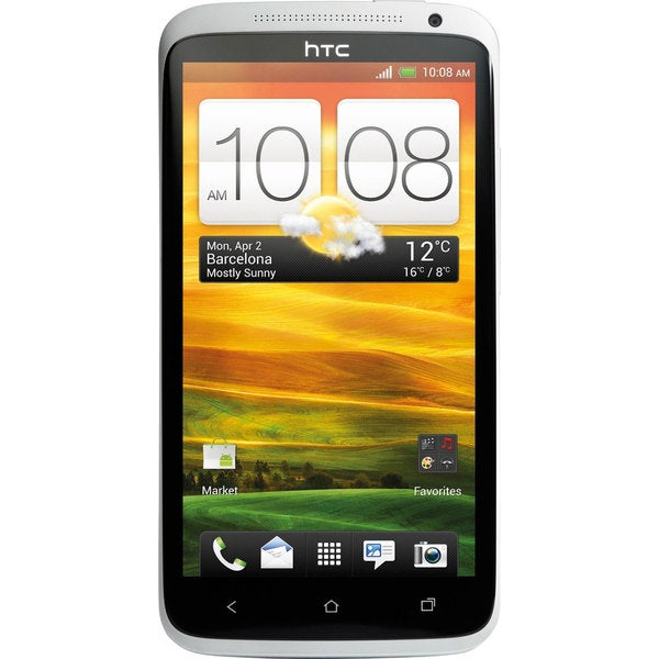 HTC One X 16GB Unlocked GSM Android Cell Phone w/ Beats Audio - White