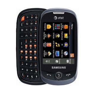 Samsung Flight II A927 Unlocked GSM 3G Touchscreen / Full Keyboard Slider Phone