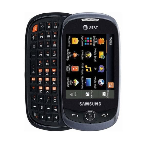 Samsung Flight II A927 Unlocked GSM 3G Touchscreen / Full Keyboard Slider Phone