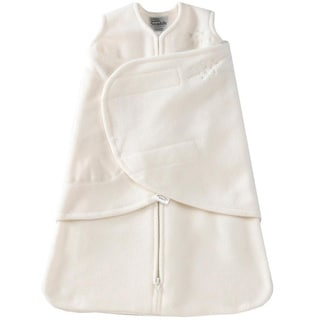 Halo SleepSwaddle Micro-Fleece Wearable Blanket in Cream (Newborn)