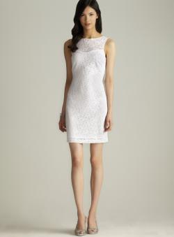 Marc New York V Back Lace Dress