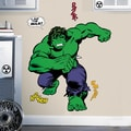 Marvel Classic Hulk Peel and Stick Giant Wall Decals