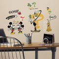 Mickey & Friends Mickey Shorts Peel and Stick Wall Decals
