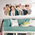 One Direction Peel and Stick Wall Graphix