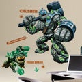 Skylanders Giants Crusher and Prism Break Peel and Stick Giant Wall Decals