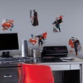 Superman Man of Steel Peel and Stick Wall Decals