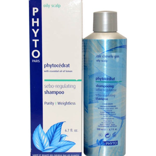 Phyto Phytocedrat Sebo Regulating 6.7-ounce Shampoo