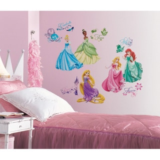 Disney Princess Royal Debut Peel and Stick Wall Decals