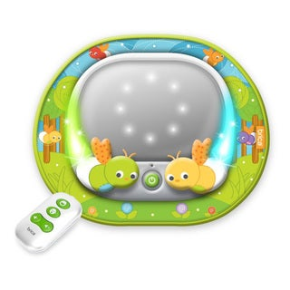 Brica Deluxe Baby In-Sight Firefly Mirror