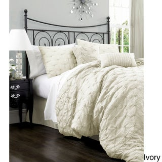Lush Decor Lake Como 4-piece Comforter Set