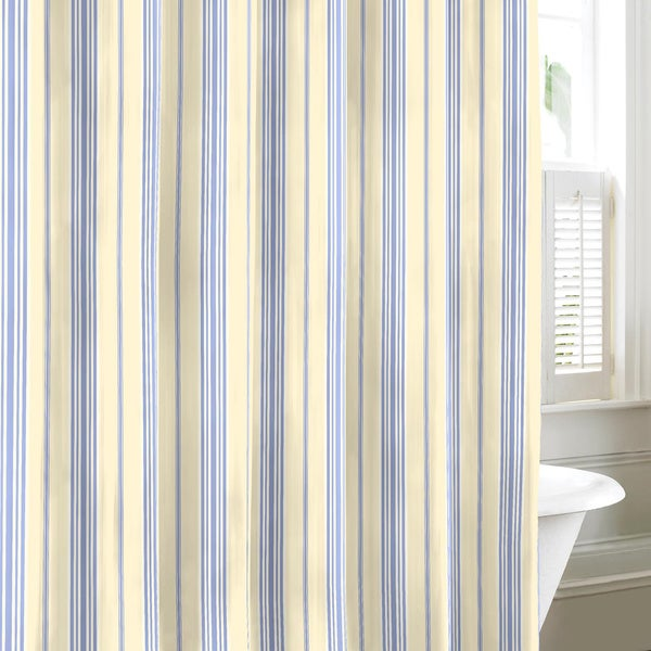 Red White And Blue Shower Curtain Tommy Hilfiger Beds