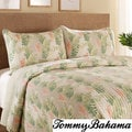 Tommy Bahama Solana 3-piece Reversible Cotton Quilt Set